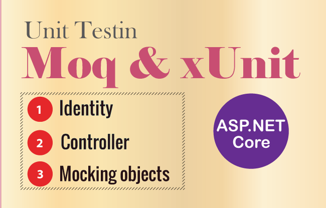 How to use Moq and xUnit for Unit Testing Controllers in ASP.NET Core