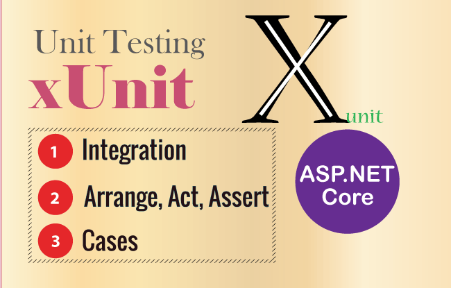How to perform Unit Testing with xUnit in ASP.NET Core