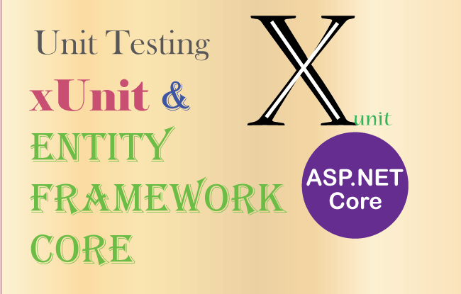 How to tests Entity Framework Core Codes